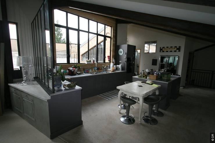Tabary Le Lay :  tarz Mutfak