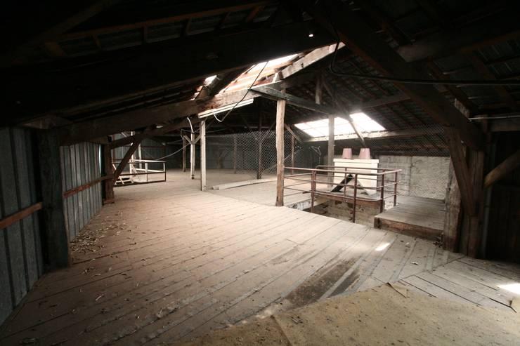 Tabary Le Lay :  tarz Garaj & Kulübeler