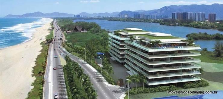 Grand Hyatt Residences - Suítes Residenciais - Barra da Tijuca: Casas  por Imóveis Rio Capital