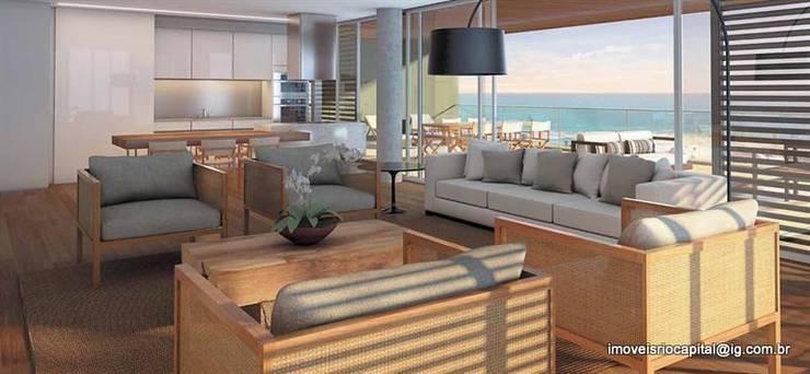 Grand Hyatt Residences – Suítes Residenciais – Barra da Tijuca: Casas  por Imóveis Rio Capital