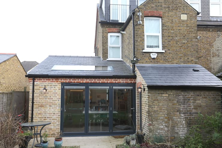 Single Storey Extension, Roxborough Rd: modern Houses by London Building Renovation