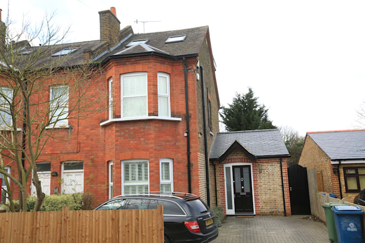 Single Storey Extension, Roxborough Rd:  Houses by London Building Renovation