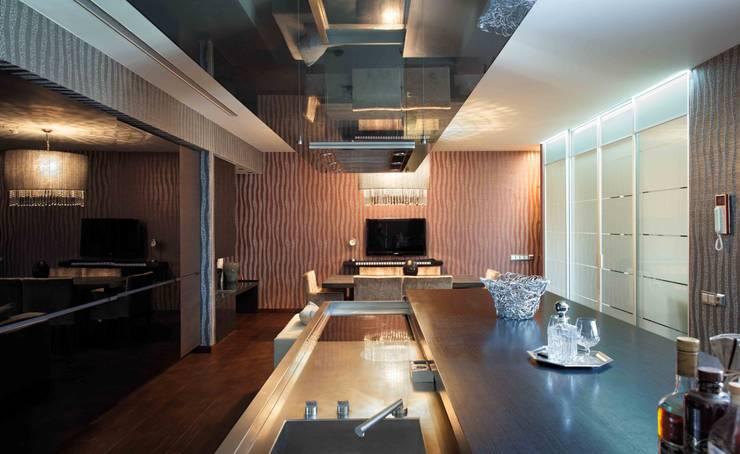 Projekty,  Kuchnia zaprojektowane przez Хандсвел