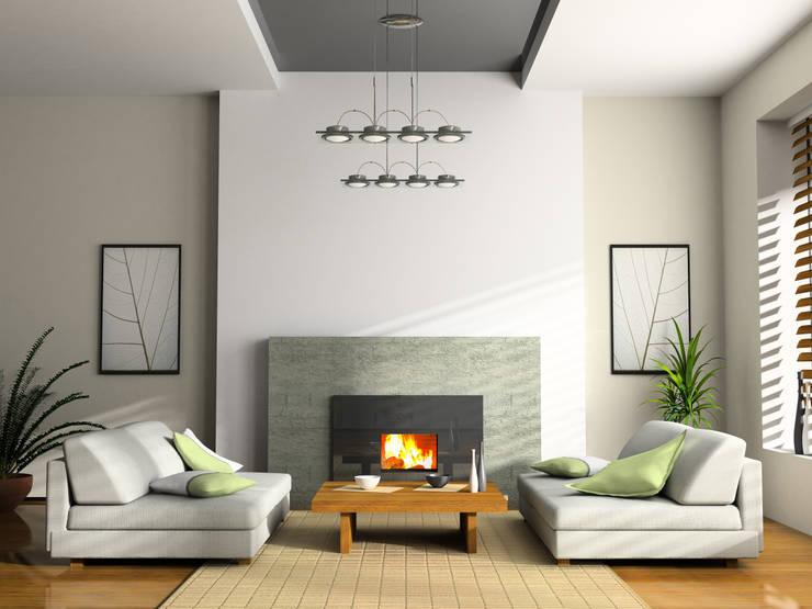 classic Living room تنفيذ Custom  Media