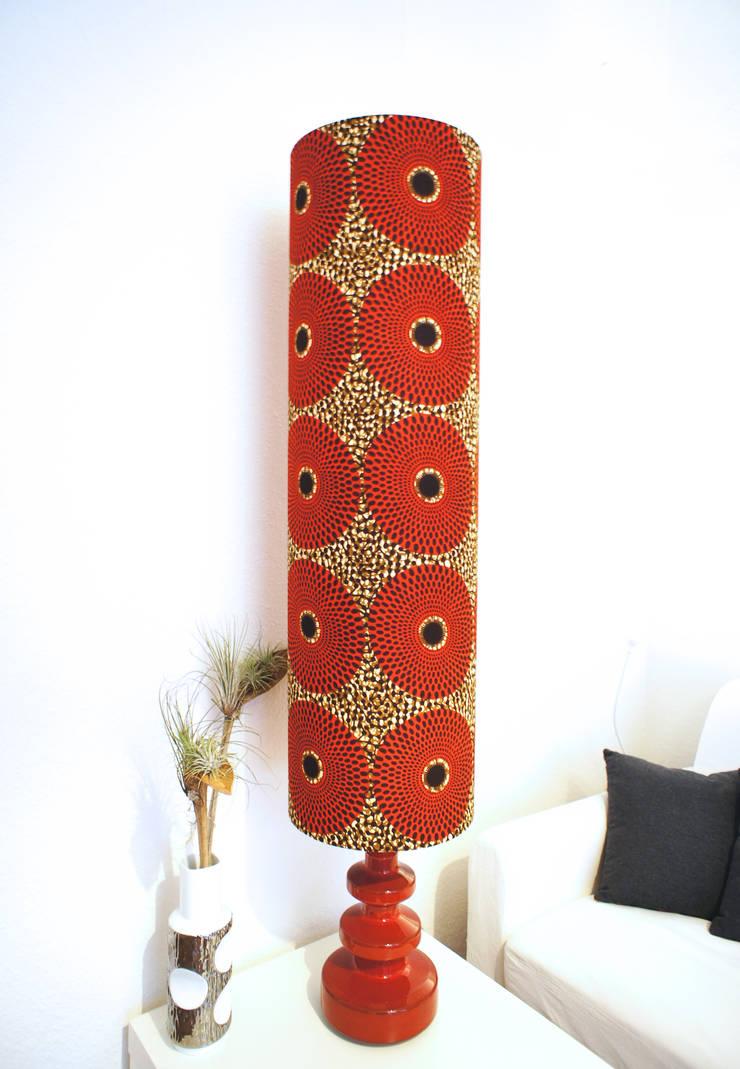 Afrika Xxl Stehlampenschirme Von Miss Coopers Lounge Homify