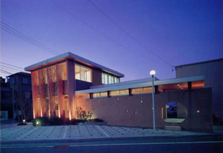 夕景: info7500が手掛けた医療機関です。
