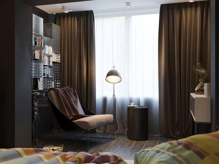 Slaapkamer door GP-ARCH