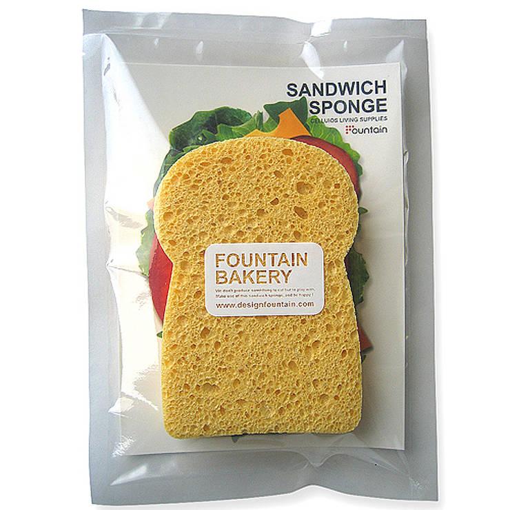 샌드위치스폰지 (Sandwich sponge): fountain studio의  주방