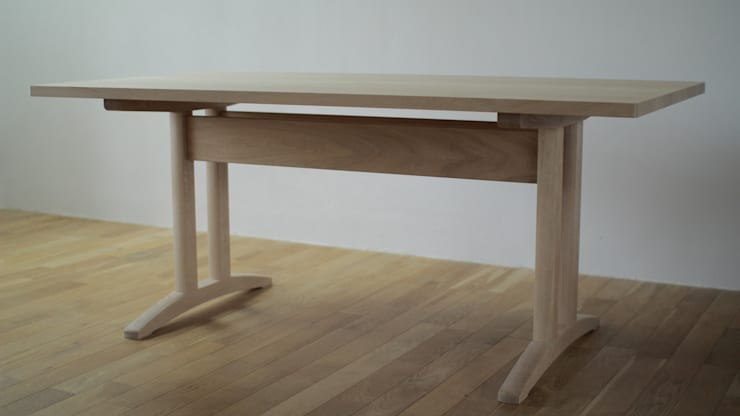 shaker table: hyakkaが手掛けたダイニングルームです。