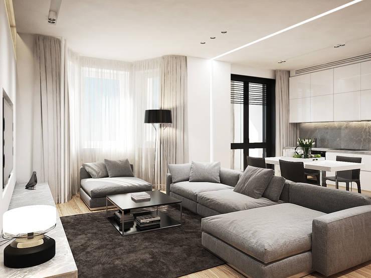Salas de estilo  por insdesign II