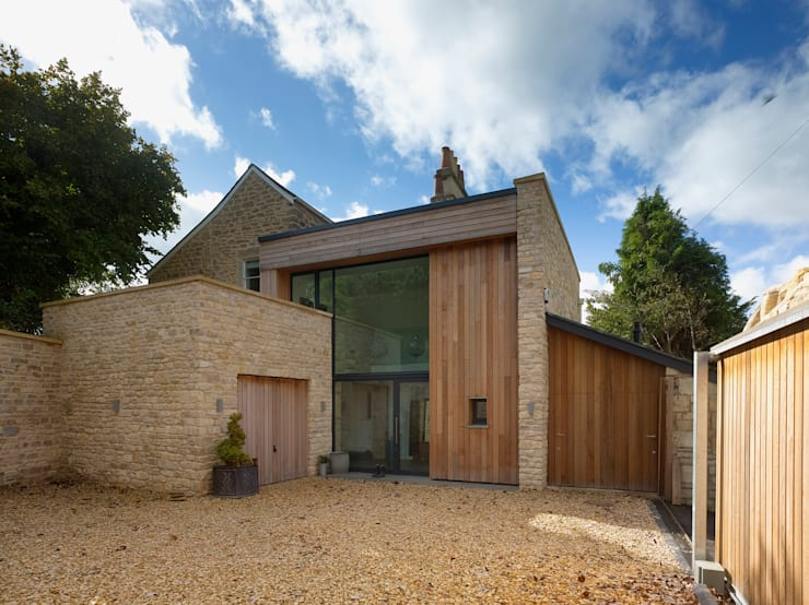 The Fosse:  Houses by Designscape Architects Ltd