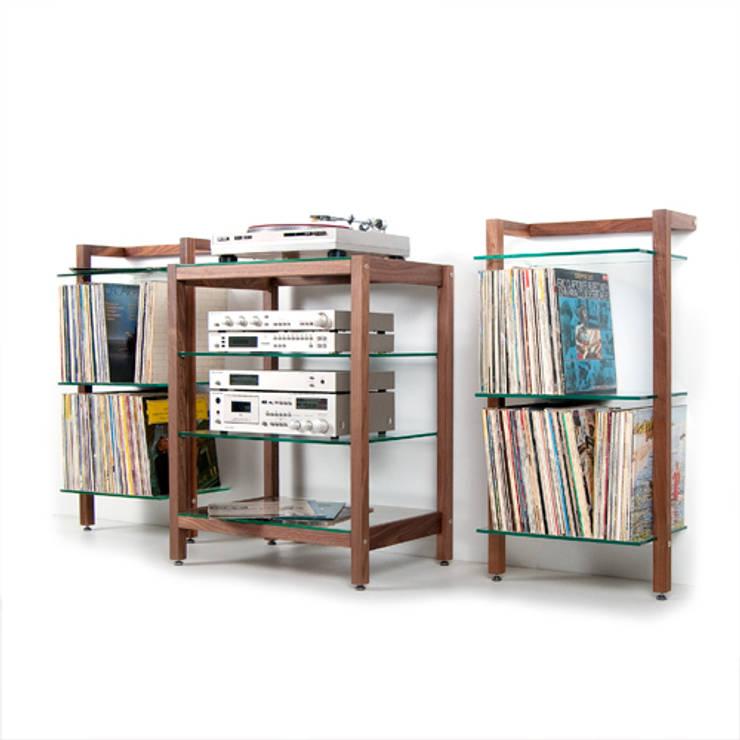 Mediamöbel Aus Massivholz Produktreihe Quadra Storay Von