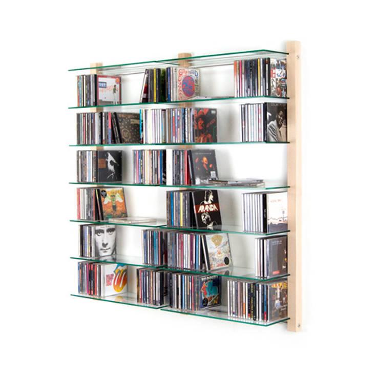 Multimedia room by WOODandMORE - Wohnbares Design aus Berlin
