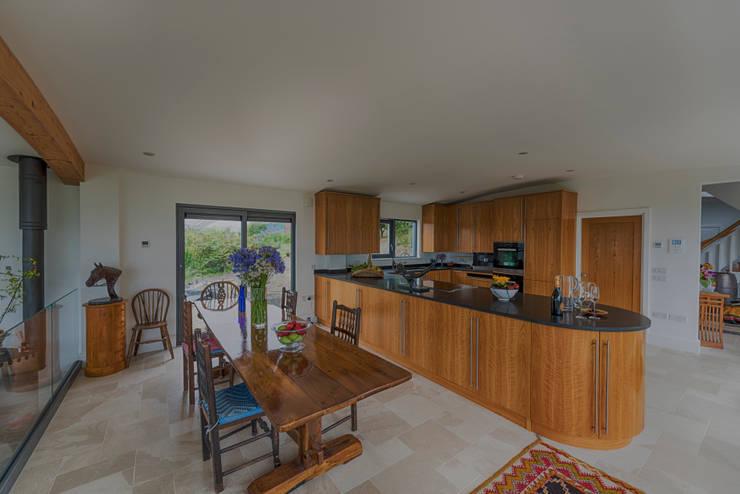 ห้องครัว by Tim Wood Limited
