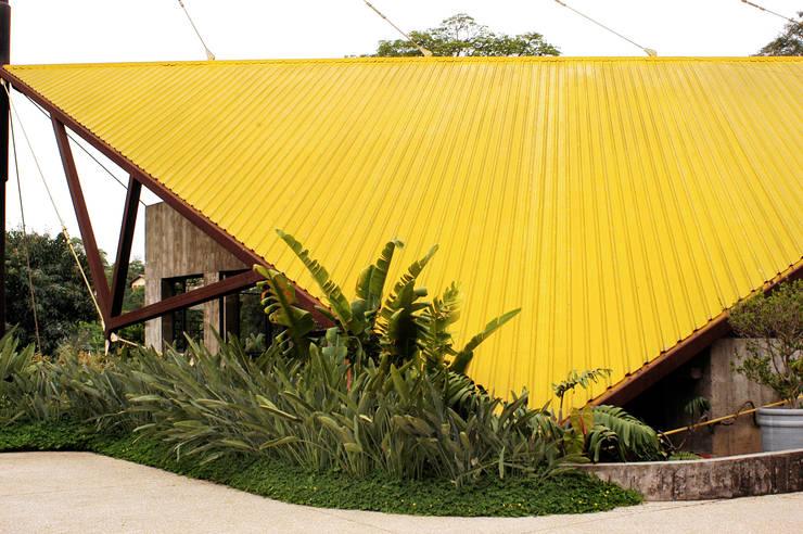 Vista da Cobertura: Casas modernas por Carlos Bratke Arquiteto