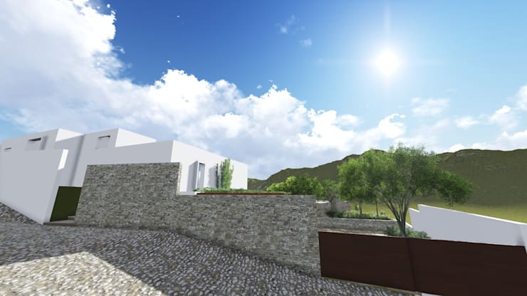 Residencia en Bosque Centinela: Casas de estilo  por unounoarquitectos