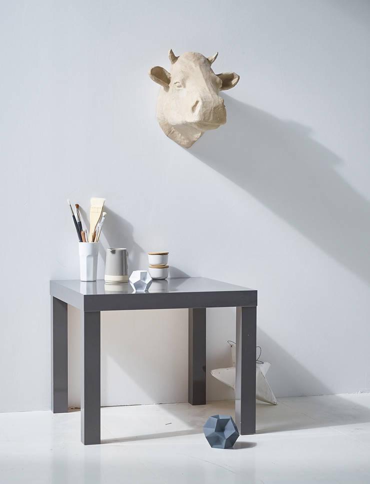 Lookbook: styl , w kategorii  zaprojektowany przez PAPER SCULPTURE ,Nowoczesny