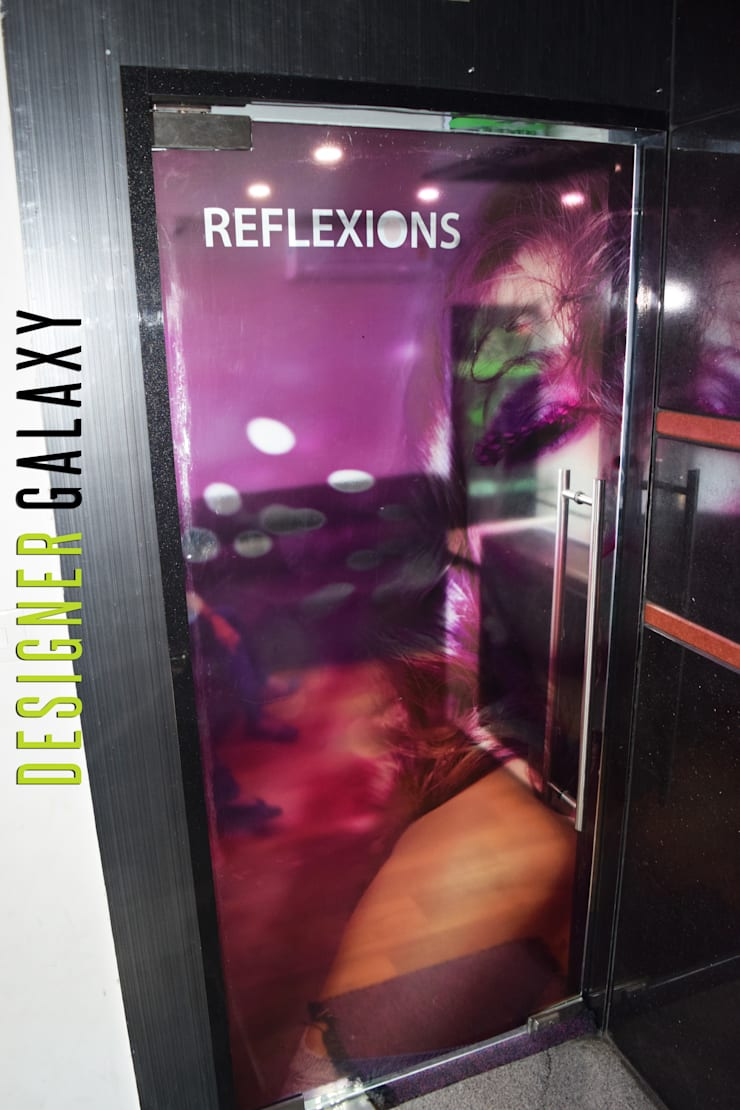 Reflexions-Salon & Spa:  Commercial Spaces by DESIGNER GALAXY