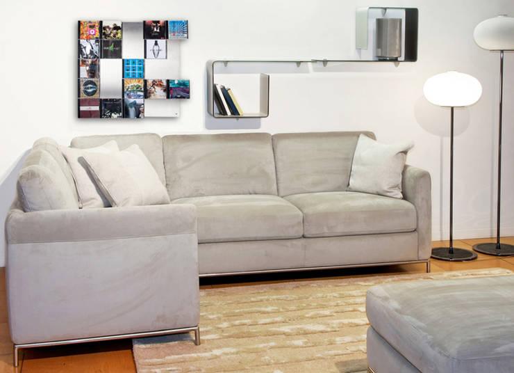 moderne Woonkamer door CD-Wall