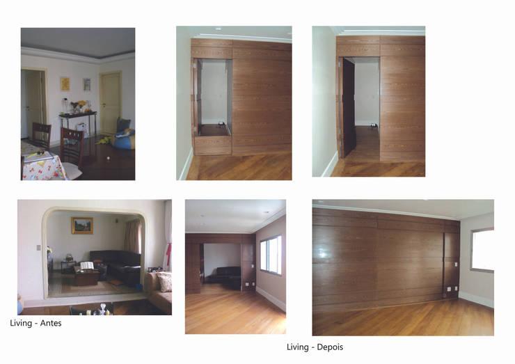 Residencia Aclimaçao - SP:   por Juliana Gatto Arquitetura