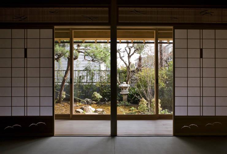 .: 有限会社椿建築デザイン研究所が手掛けた和室です。
