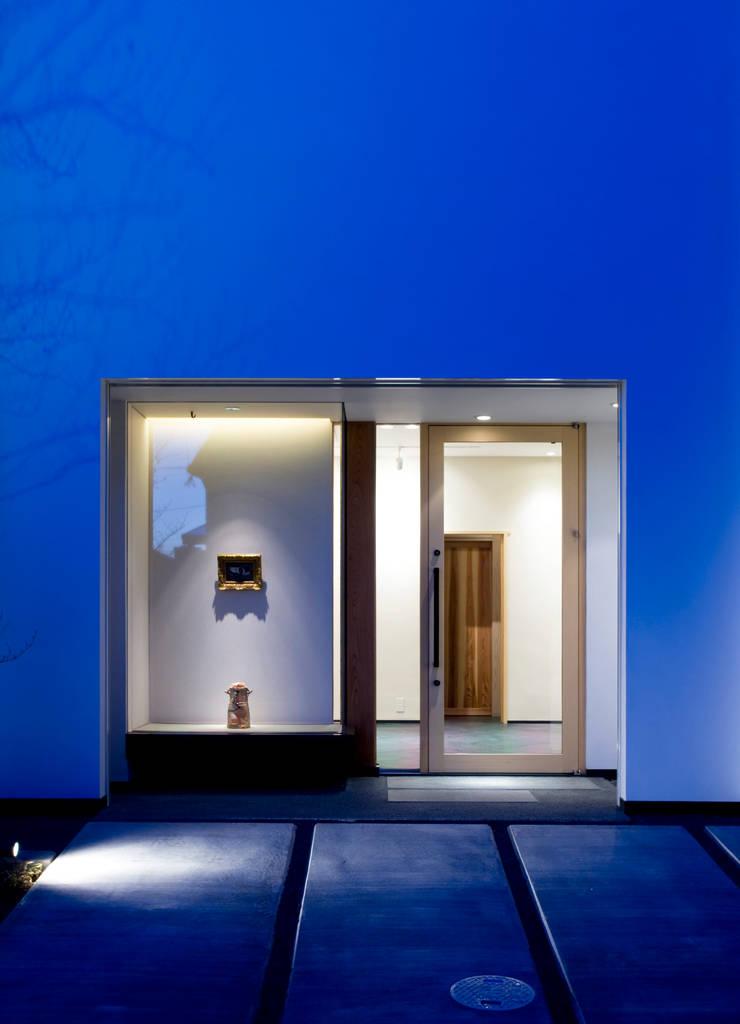 saijo house: 髙岡建築研究室が手掛けた窓です。