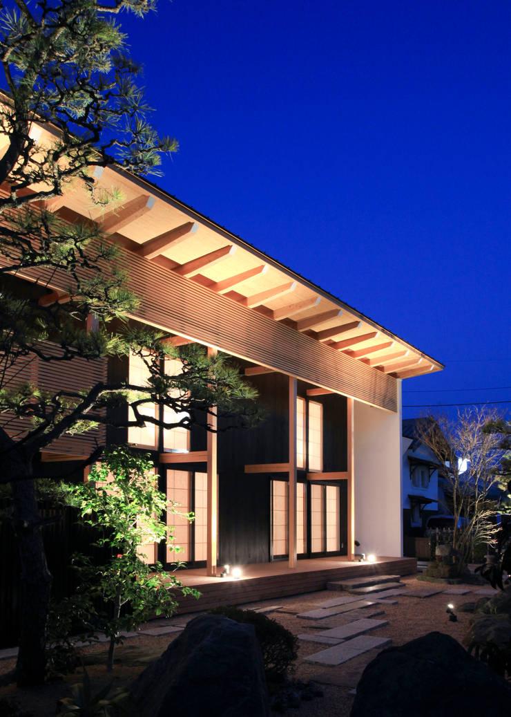 higashinagato house: 髙岡建築研究室が手掛けた家です。