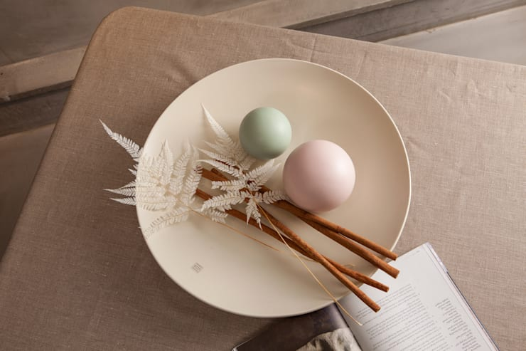 원형 접시: 마요 MAYO의  가정 용품