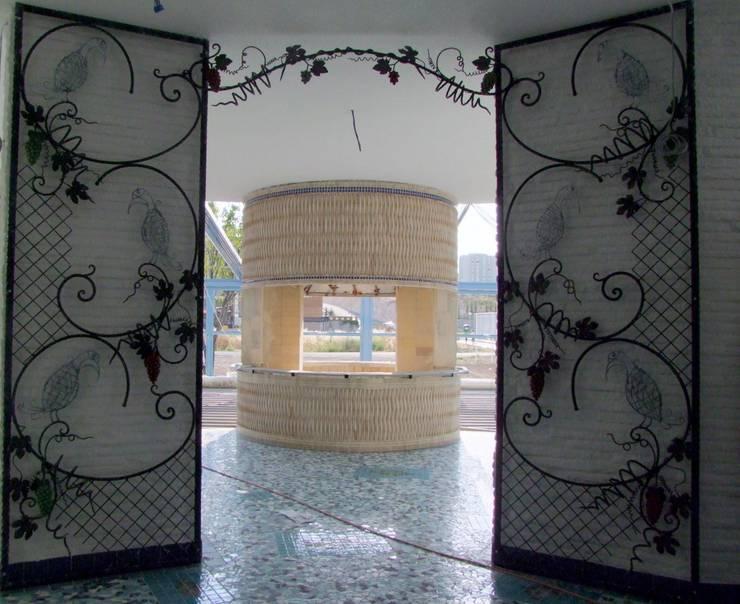 Klasik Ferforje – Klasik Ferforje:  tarz Pencere & Kapılar