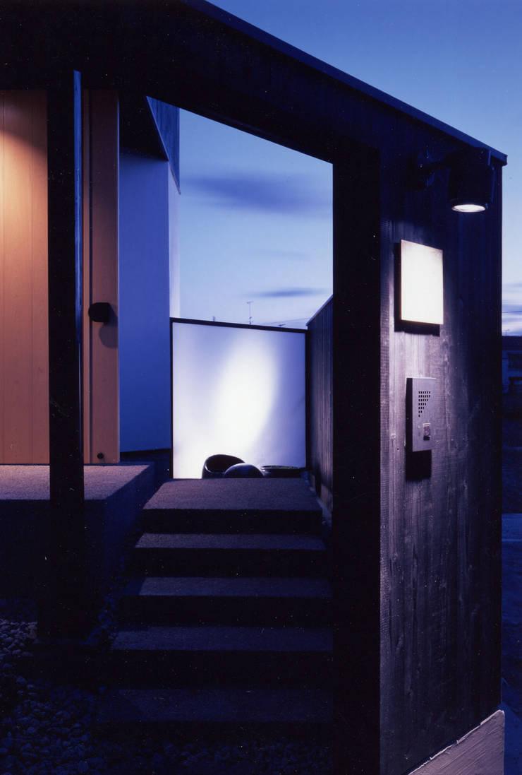 misawa house: 髙岡建築研究室が手掛けた家です。