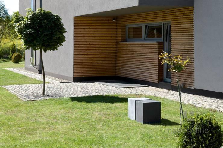 Box Regular MODERN LINE: styl , w kategorii Ogród zaprojektowany przez Modern Line