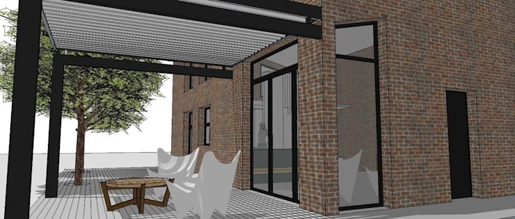 CASA VITO 2014:  de estilo  por fn arquitectura