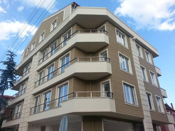 Decora – Necati Bey Apartmanı:  tarz Evler