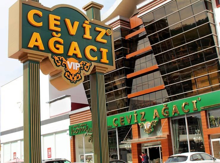Salas de estilo  por Ceviz Ağacı Mobilya,