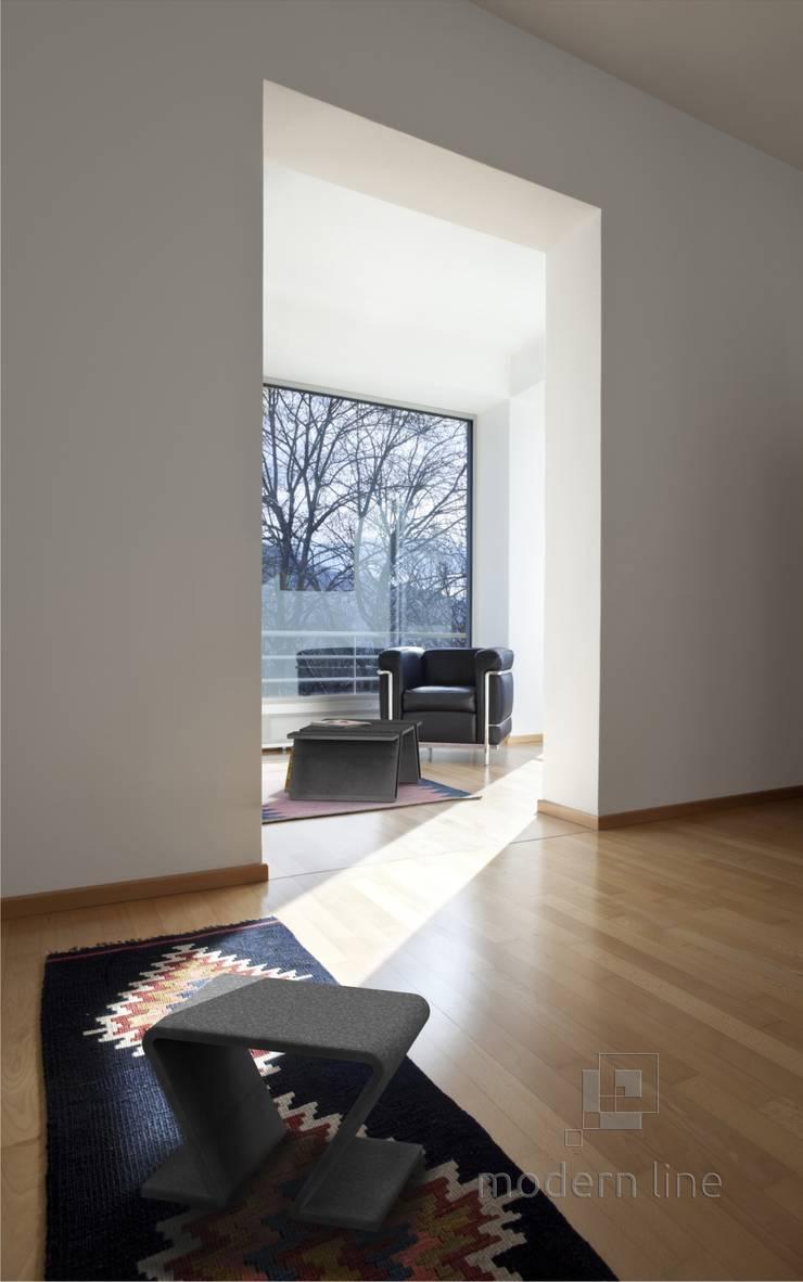 Stołek Focus: styl , w kategorii  zaprojektowany przez Modern Line,Nowoczesny
