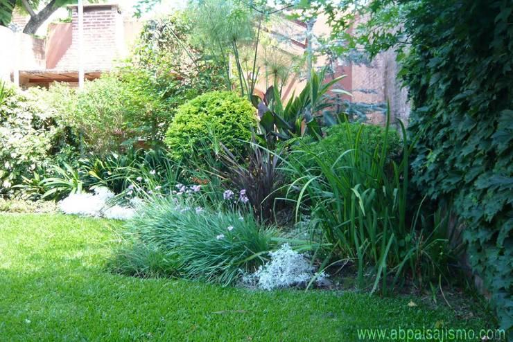 Remodelación Jardín Buenos Aires: Jardines de estilo topical por abpaisajismo