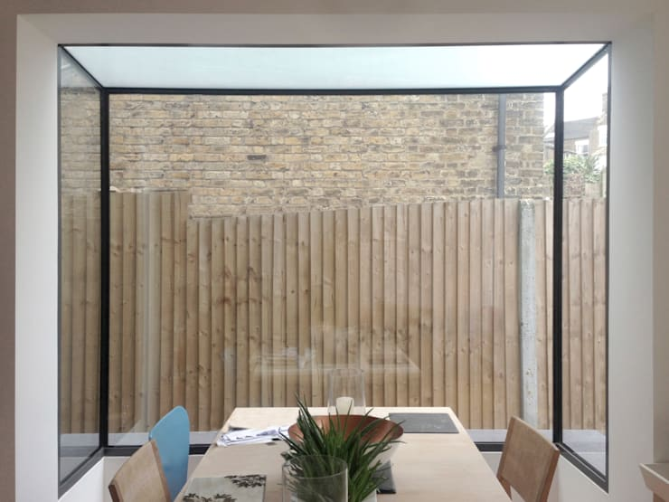 Arbuthnot Road: modern Living room by Gruff Limited