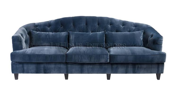 Диван Versailles Sofa S026: Гостиная в . Автор – LeHome Interiors