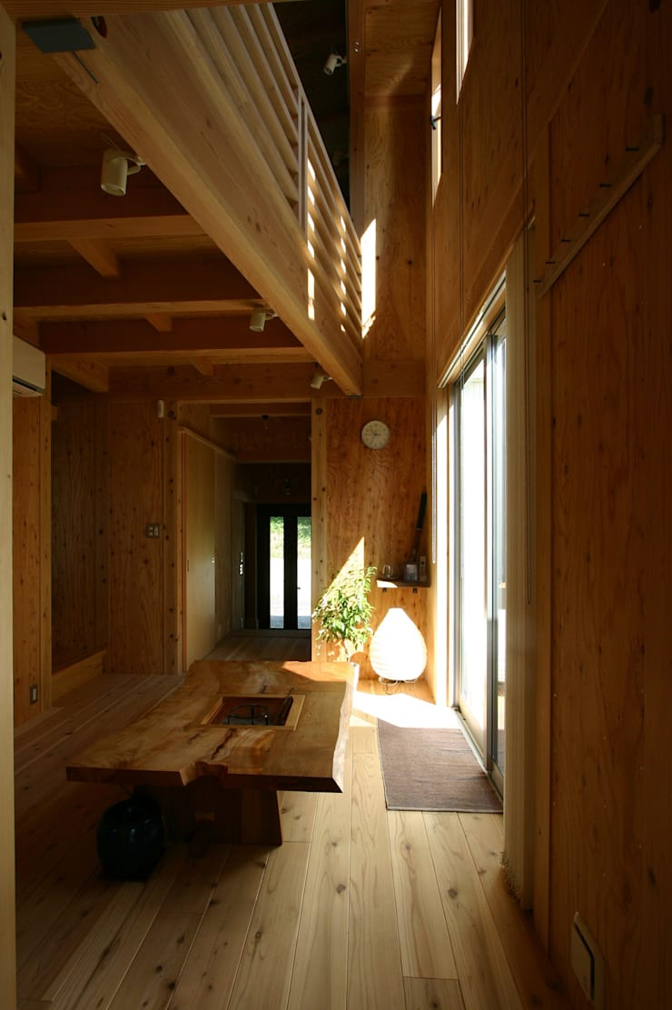 Esszimmer von アトリエグローカル一級建築士事務所