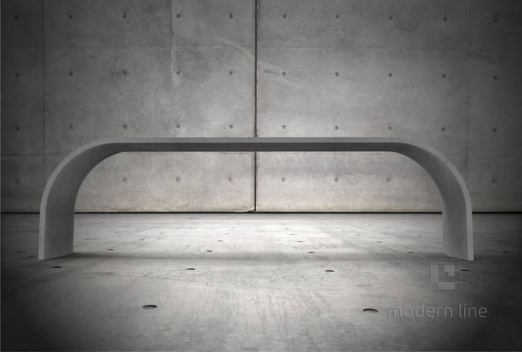 Ława Slim: styl , w kategorii  zaprojektowany przez Modern Line,Nowoczesny