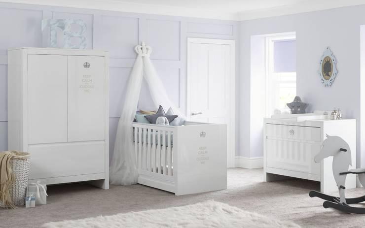 Projekty,  Pokój dziecięcy zaprojektowane przez Tutti Bambini
