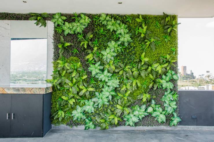 Garden by HUICHOL, Modern