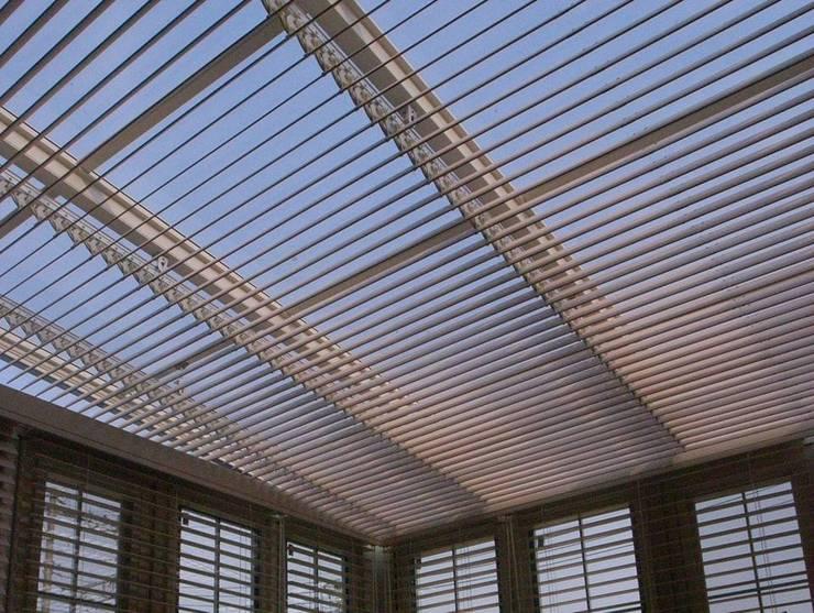 Pergo Perde Modern Balkon, Veranda & Teras Pergo Perde Ltdi. Şti. Modern