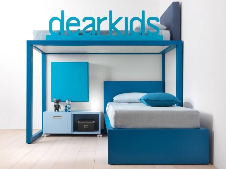 Design Hochbett Für Kinder