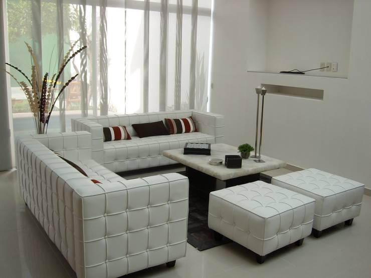 Study/office by Paola Hernandez Studio Comfort Design,