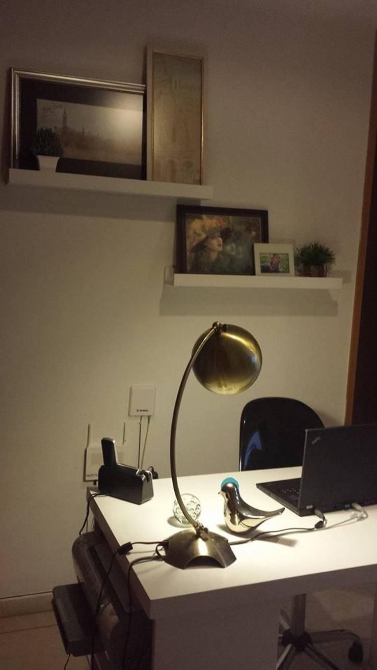 Bedroom by Paola Hernandez Studio Comfort Design