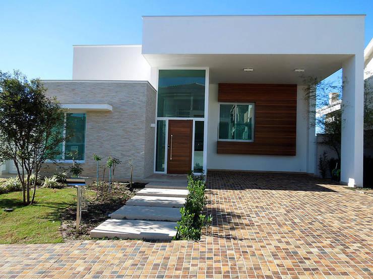 Vieitez Bernils Arquitetos Ltda.が手掛けた家