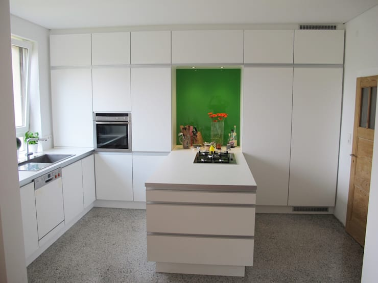 Wohnen:  Küche von Hammer & Margrander Interior GmbH