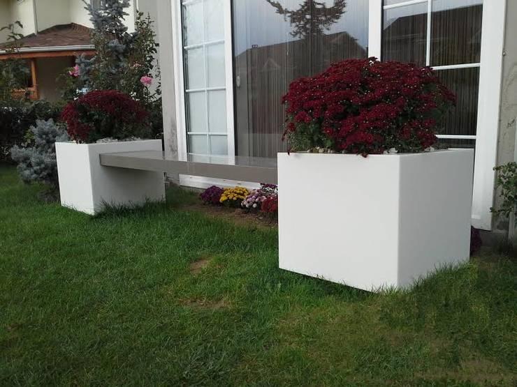 matdizayn – Çalışmalarımız II: modern tarz Bahçe