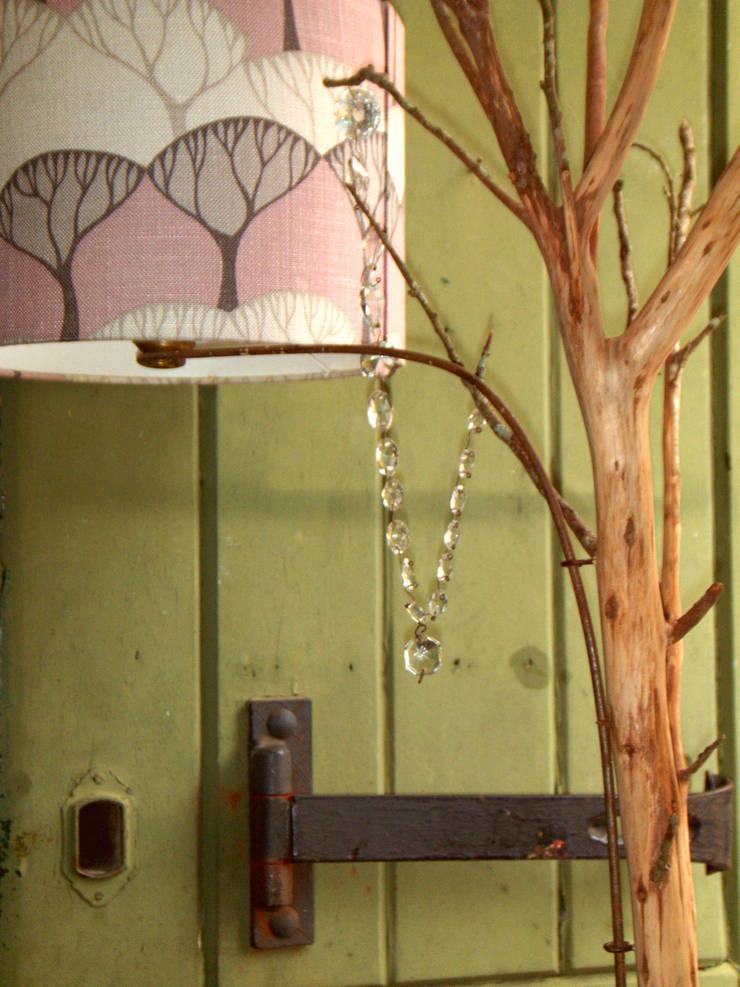 Candeiro <q>Bosque</q>: Casa  por Second Life
